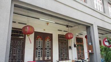 2 storey shop house nanking road for rent at georgetown