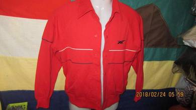Vintage asics jaket size S