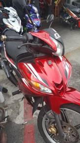 YAMAHA LAGENDA 115 Z (KICK) WA 4744D (chun motor)
