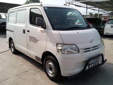 2012 /14 Daihatsu Gran Max 1.5 (M) - Low Mileage