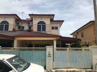 Move in condition and Intercorner House at Station 18 Ipoh