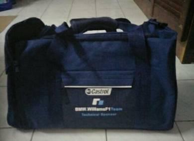 Castrol bmw f1 bag