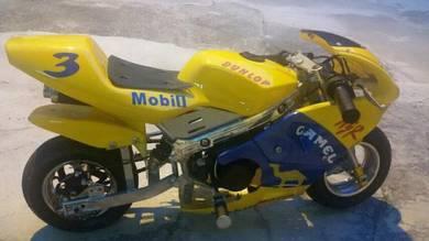 Motor MinyakPocket Motor
