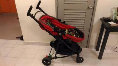 Stroller ELLE MALIBU (Used)