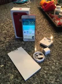 Apple iphone 7plus red
