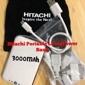 Hitachi PB-3000 Li-ion Power Bank