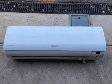 New samsung smart inverter air conditioner 1hp