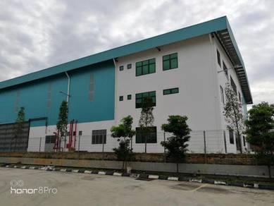 Semi Detached Factory Balakong Selangor