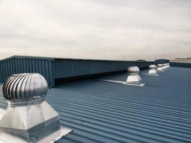 Turbine Ventilator SS2 SUBANG JAYA SETIA ALAM MERU