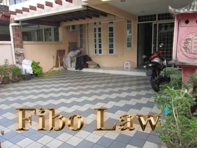 2-storey terrace Farlim landed house - Cheapest in market