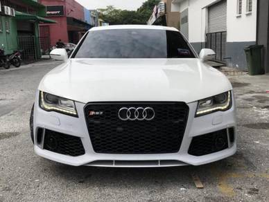 Audi A7 S7 RS7 Bodykit Conversion