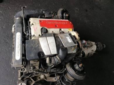 Mercedes benz slk 230 c200 engine set frame japan