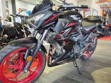 Kawasaki Z250 Tip Top Condition Full Loan