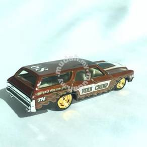 2012 Hot Wheels '70 Chevelle SS Wagon STH