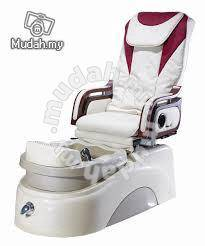 Pedicure SPA chair glass Electric chair