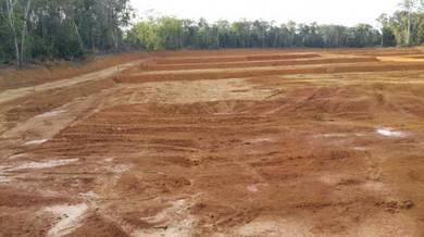Tanah lot banglo di depan Hospital Kuala Berang