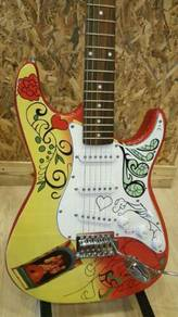 Fender Stratocaster Jimmy Hendrix series electric