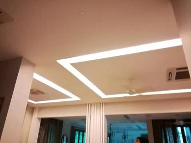Partition and ceiling plaster specialist