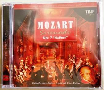Classic Music CD Mozart Serenade No.7 'Haffner'