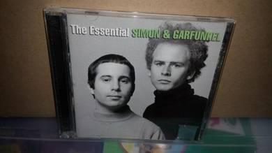 CD The Essential Simon & Garfunkel 2CD