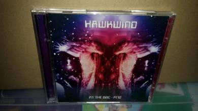 CD Hawkwind - At The BBC - 1972 2CD