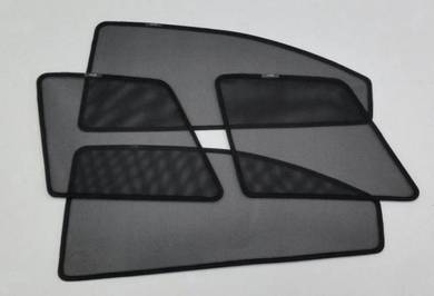 Perodua myvi 2010-2016 sun shade with clip