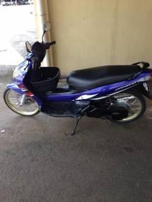 Yamaha Nouvo 115CC 1st Model