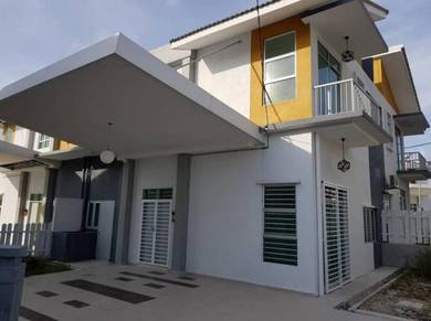 ' Nice Conditions ' Double Storey House Casa Lago Melaka [Town Area ]