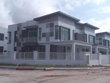 Taman Pulai Hijauan 2 storey Semi D House, Kangkar Pulai