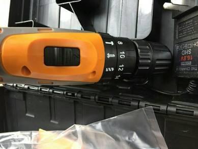 Drill bateri 16.8v