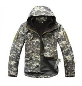 25712 Used Loose Thick Wa Men's Coat Jacket