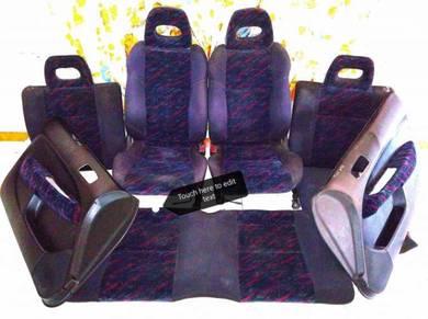 Civic ek4/ek9/ej 2door seat