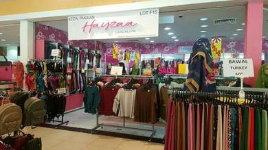 Hayzaa Collection Tesco Kulim