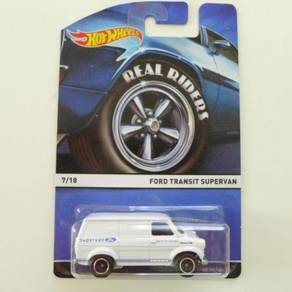 Hot Wheels Hotwheels Ford Transit Super Van