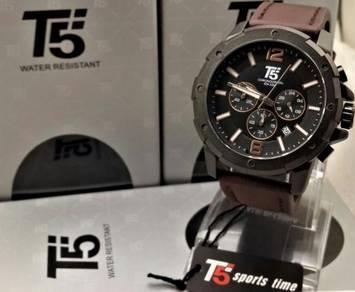 New watch subdial function waterproof