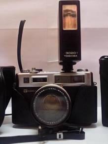 Camera yashica japan vintage camera made in japan