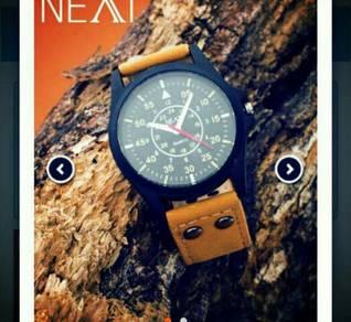 Jam tangan casual