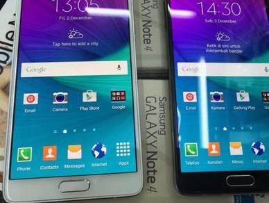 Samsung galaxy note 4 32gb 3gb ram
