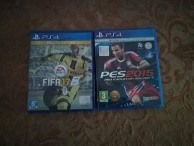 Cd Games Ps4 lelong