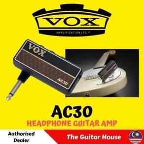 Vox amPlug 2 AC30 Headphone guitar amp (AP2-AC)