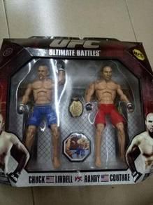 UFC 57 ULTIMATE BATTLES Action Figure