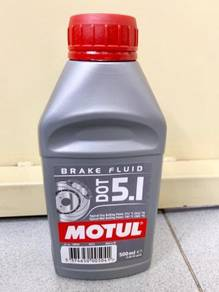 MOTUL DOT 5.1 Fully Synthetic Brake Fluid (500ml)