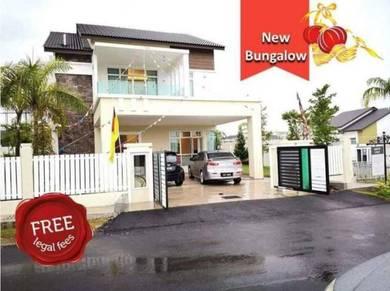 Double Storey Bungalow 50' x 85', Senawang