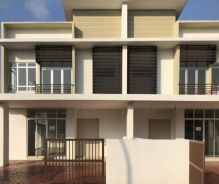 0% Down Payment Double Storey Terrace House at Nusantara Prima