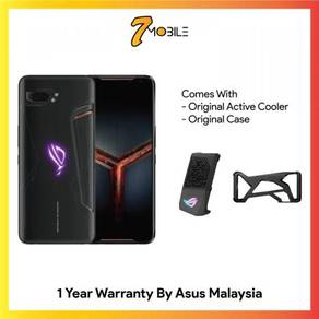 Asus ROG Phone 2 [12GB RAM + 512GB ROM] - MY Set