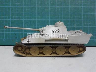 Tank Scale Model