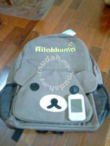 Rillakuma bagpack large 2