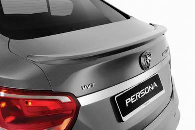 Proton persona vvt 2016 oem spoiler with paint abs