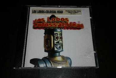 LOS LOBOS - COLOSSAL HEAD Cd