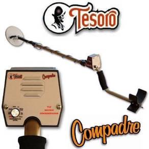 Metal Detector Tesoro Compadre